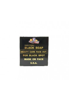 K brothers Black Soap  Beauty Care Face Out  ( Special Black Spot )