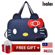 READY STOCK ISALES KT Travel Luggage Handbag Cute Mummy Bag Beg Bags Sling