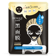 Bioaqua Hyaluronic Acid Black Moisturizing Mask 30g