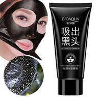 Bioaqua Activated Carbon Blackhead Acne Remove Mask 60g Super Strong Absorbtion