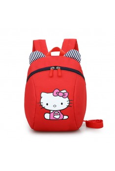 ISALES Cartoon Baby Kids Anti Lost Backpack Children Bag