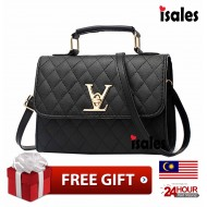 Ready stock Isales women bag sling bag handbag bag tangan