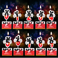 Ready Stock Isales Cartoon Birthday Valentine Party Candle