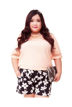 Design by Taiwan Plus Size Casual pant (UP TO SIZE 2XL-4XL, 142 HIP SIZE)