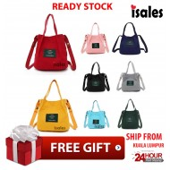 Ready Stock ISALES Korean Style Small Size Sling Bag Hand Bag
