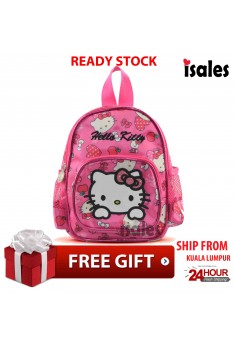 Ready Stock Isales Hello Kitty Mini Kids Bag