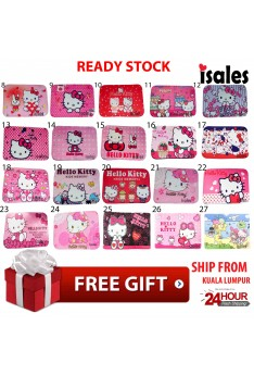 Ready Stock ISALES Kitty Rug Floor Mat Rugs & Carpets