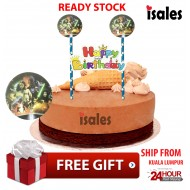 Ready Stock ISALES Cake Cupcake Topper Star Wars Party Decoration Birthday