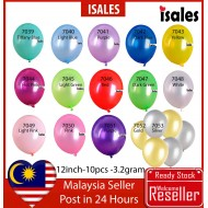 Party Decoration ISALES 10pcs 12 inch High Quality Latex Balloon Belon