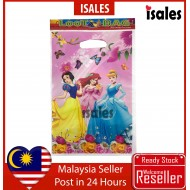 Party Decoration ISALES 10pcs Princess Goodies Plastic loot bag Baby Shower Door Gift Birthday
