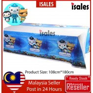 Party Decoration ISALES Octonauts Toy Sea Theme Tablecloth Table Cover Kids