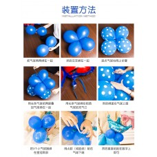 32inch Number Balloons Foil Birthday Party Balloons Birthday Party Decorations Kids Silver Number Balloon