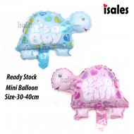 Party Decoration ISALES 1pcs Mini Balloon Turtle tortoise Baby Shower Birthday Boy Girl