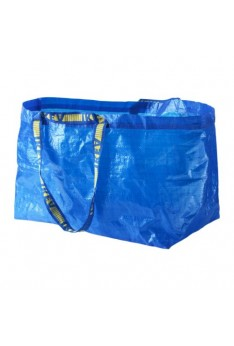 IKEA BAG BLUE LARGE