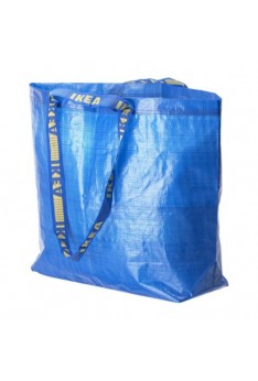 IKEA BAG BLUE MEDIUM