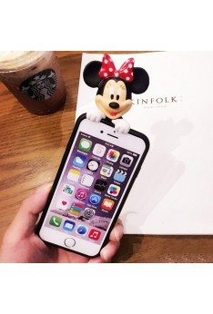 IPHONE 6 Minnie Mouse Soft Phone Case