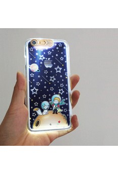 Iphone 5 Incoming Call Cute LED Flash Light case